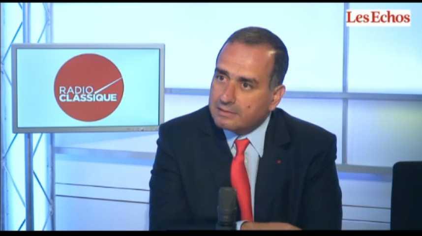 Illustration pour la vidéo Marwan Lahoud, Directeur Général délégué à la Stratégie et à l'International d'Airbus Group