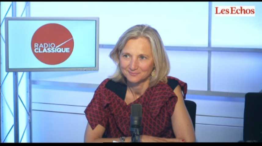 Illustration pour la vidéo Clara Gaymard, Présidente de General Electric France