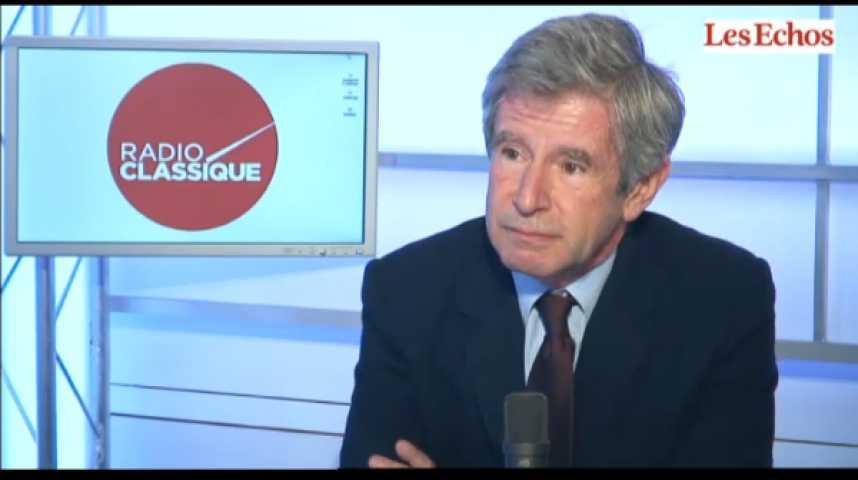 Illustration pour la vidéo Alain Minc, Président de la Société des Autoroutes du Nord et de l'Est de la France