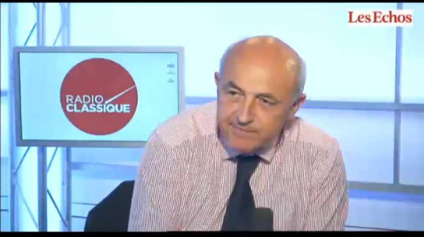 Illustration pour la vidéo Jean-Hervé Lorenzi, Président du Cercle des économistes