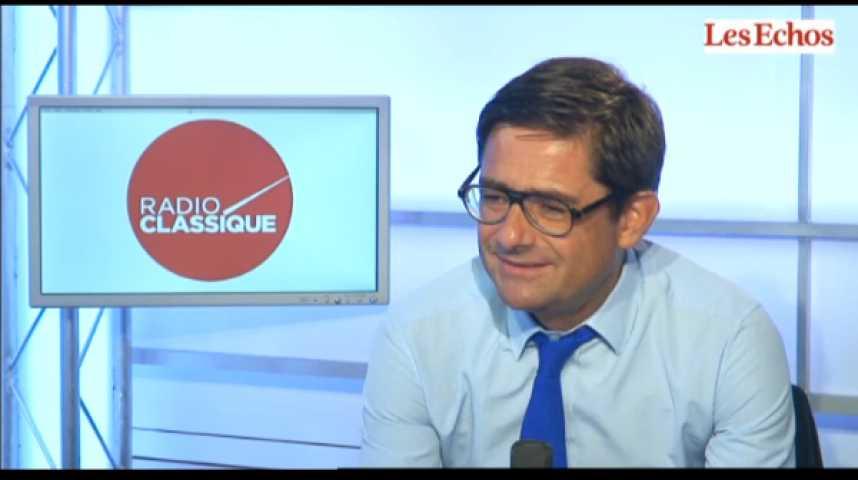 Illustration pour la vidéo Nicolas Dufourcq, Directeur général de BPI France.