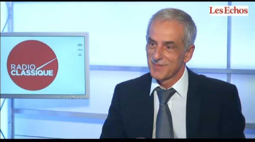Illustration pour la vidéo Philippe Louis, Président Confédéral de la CFTC