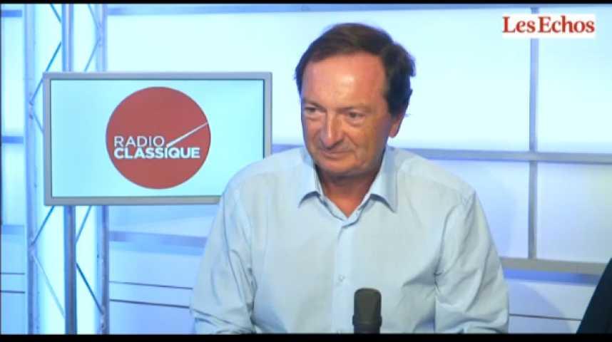Illustration pour la vidéo Michel Edouard Leclerc, président directeur général de l'enseigne Leclerc
