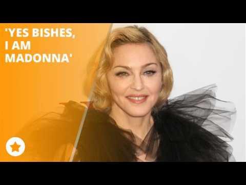 Madonna infuriates neighbors!