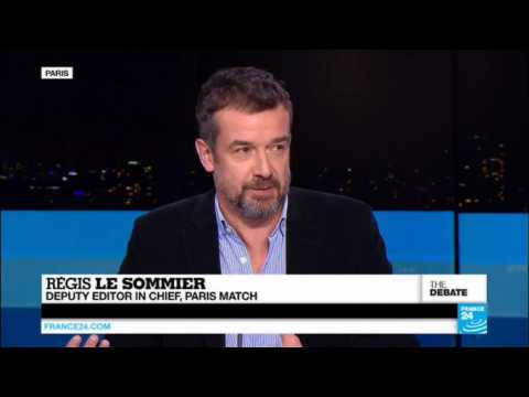 """""""We need to know more"""" Regis Le Sommier, deputy editor in chief of Paris Match"""
