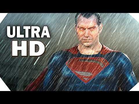 [ULTRA HD 4K] BATMAN V SUPERMAN Final + Doomsday TRAILER