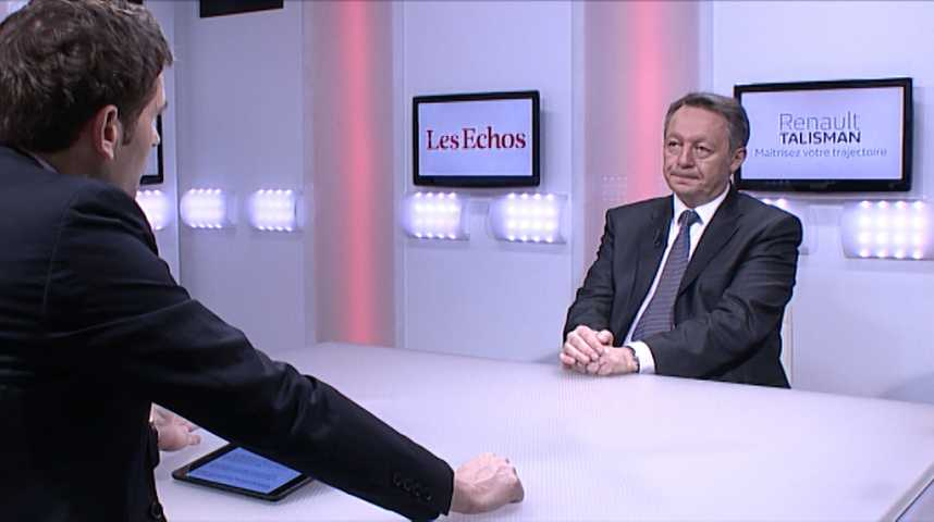 """Illustration pour la vidéo Thierry Braillard : """"Pour les JO 2024,Tony Estanguet a beaucoup d'ambition"""""""