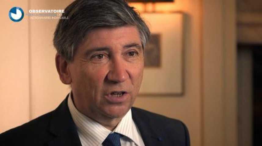 Illustration pour la vidéo L'invité OPPAI : Gérard Rameix, Président de l'Autorité des Marchés Financiers
