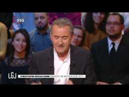 Christophe Dechavanne parle de son émission sur le sexe dans le Grand  Journal