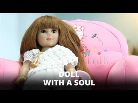 Doll lives like queen after lottery win