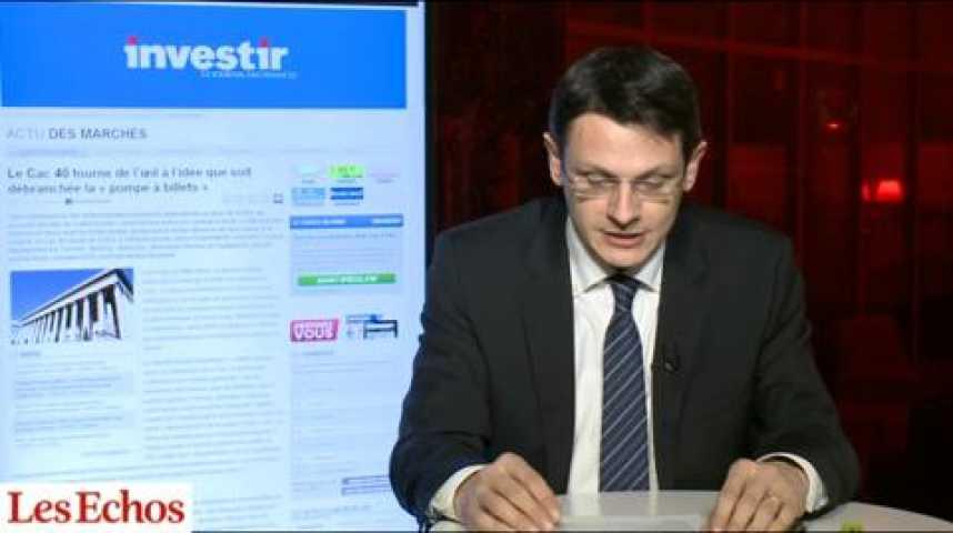 """Illustration pour la vidéo François Monnier : """"Les investisseurs deviennent nerveux à cause de la nouvelle stratégie de la FED"""""""