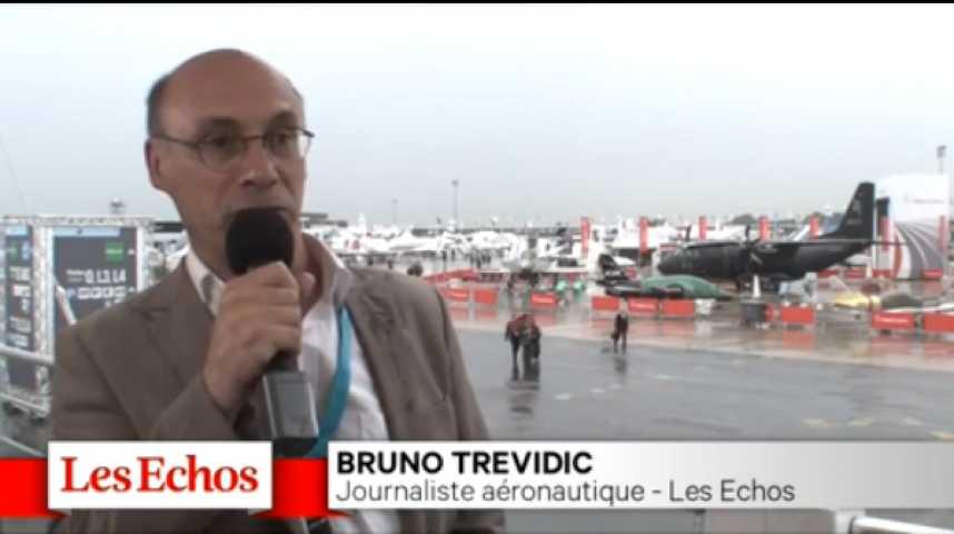 Illustration pour la vidéo Airbus : un grosse surprise dès le premier jour