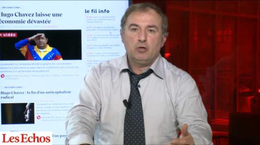 """Illustration pour la vidéo Pétrole, uranium, """"le décès de Chavez va changer la donne"""" par Yves Bourdillon"""