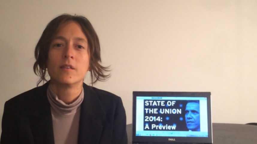 """Illustration pour la vidéo Discours de """"l'Etat de l'Union"""" : le show de Barack Obama"""