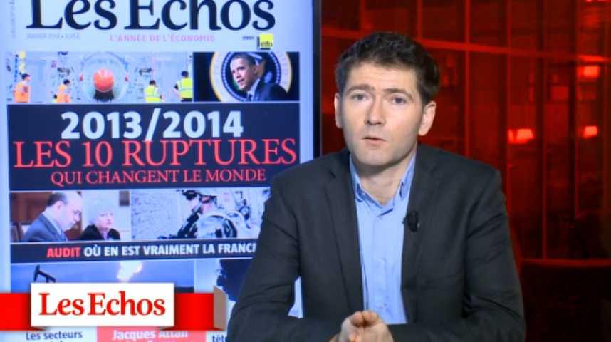 Illustration pour la vidéo Les coulisses du grand débat entre Jacques Attali et Luc Ferry