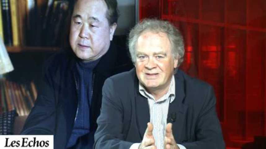 Illustration pour la vidéo Le prix Nobel de littérature à Mo Yan
