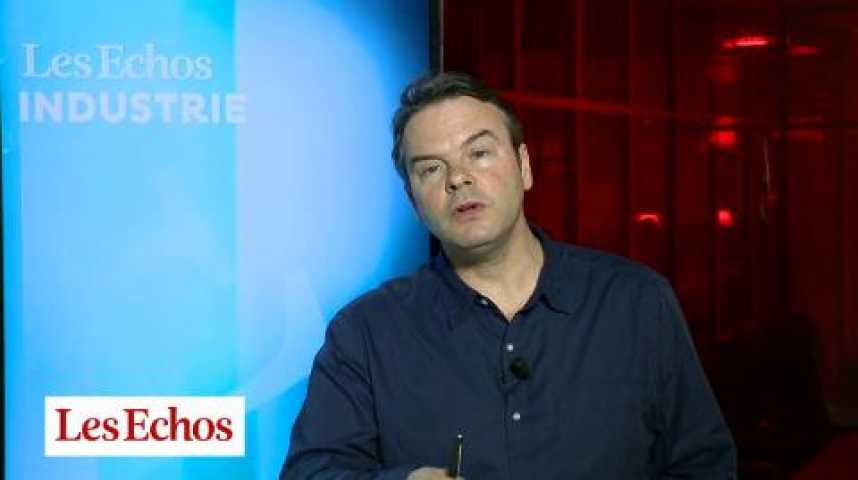 """Illustration pour la vidéo D.Barroux : """"J.B Levy : un patron expérimenté, pas un animal politique"""""""
