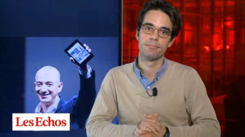 Illustration pour la vidéo Amazon : les enjeux du lancement d'un smartphone