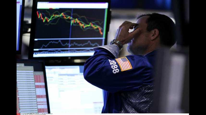Illustration pour la vidéo Les quatre forces qui dépriment les marchés financiers