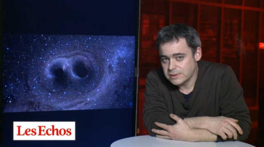 Illustration pour la vidéo Ondes gravitationnelles d'Einstein : une nouvelle fenêtre s'ouvre sur l'univers