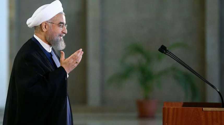 Illustration pour la vidéo Iran : les élections valident la politique d'ouverture de Rohani