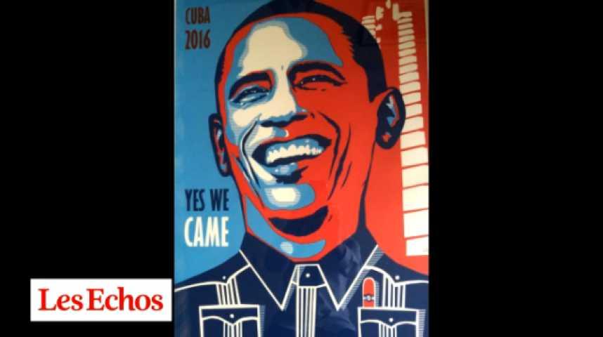 """Illustration pour la vidéo """"Yes we came"""" : ce qu'il faut savoir du voyage historique de Barack Obama à Cuba"""