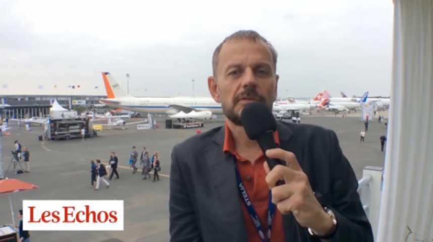 Illustration pour la vidéo Airbus : le défi des 900 satellites de OneWeb