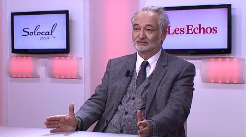 """Illustration pour la vidéo Jacques Attali : """"La Grande-Bretagne reprend sa place historique devant la France"""""""