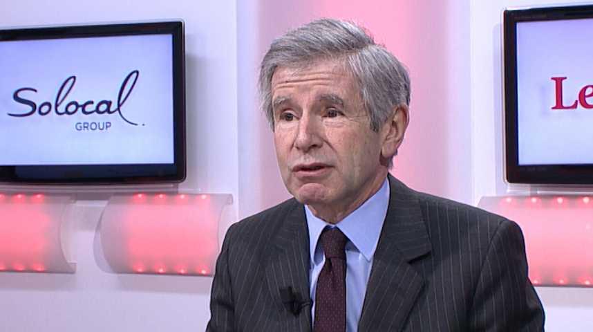 """Illustration pour la vidéo Alain Minc : """"La droite devrait voter la loi Macron"""""""