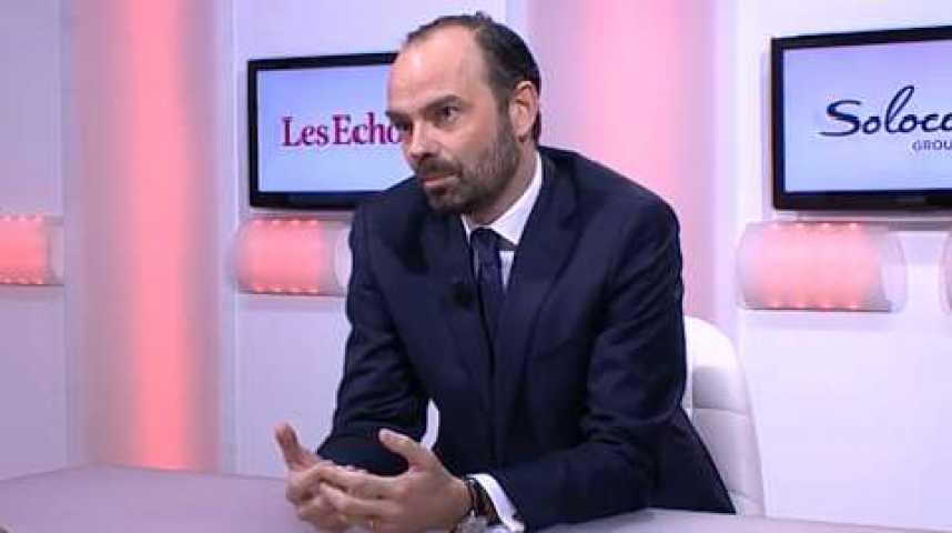 """Illustration pour la vidéo Edouard Philippe (UMP): """"On ne peut pas mettre le FN et le PS sur le même plan"""""""