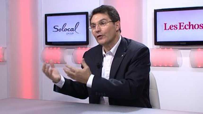"""Illustration pour la vidéo Olivier Roussat (Bouygues Télécom): """"Le choix de la box Android va s'imposer extrêmement vite chez tous les opérateurs"""""""