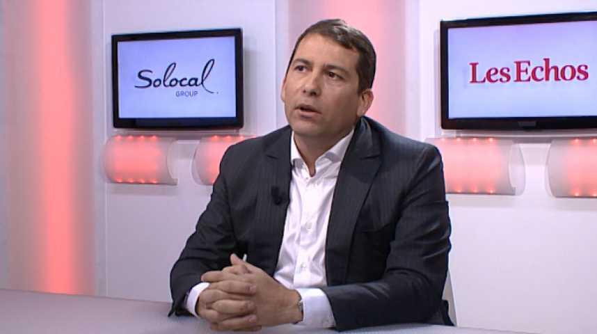 """Illustration pour la vidéo F. Béharel : """"Le marché de l'intérim reste en négatif"""""""