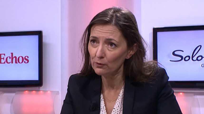 """Illustration pour la vidéo Karine Berger: """"Le patronat doit entendre le message que va porter la Banque centrale européenne"""""""