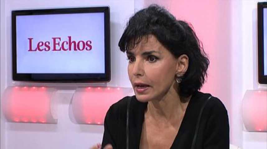 """Illustration pour la vidéo Rachida Dati : """"La campagne de l'UMP ne commence pas avec la tribune de Nicolas Sarkozy"""""""