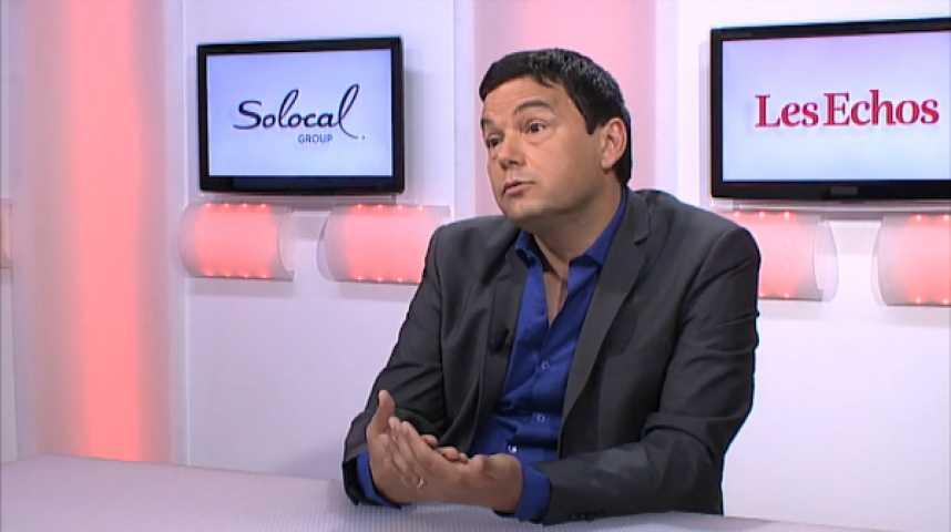 """Illustration pour la vidéo Thomas Piketty : """"Je suis attristé par l'improvisation permanente de François Hollande"""""""