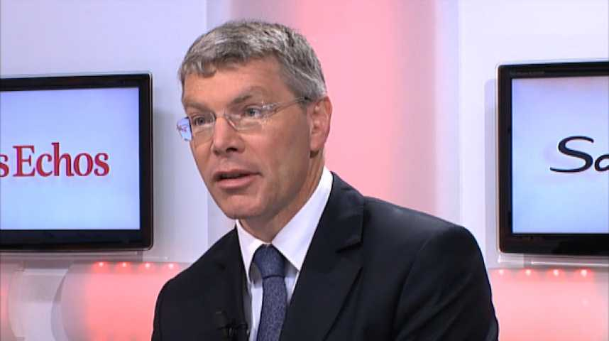 """Illustration pour la vidéo Pierre Berger (Eiffage) : """"Le grand Paris va occuper le secteur du BTP pendant 15 ans"""""""
