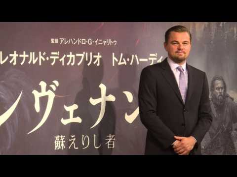 DiCaprio slams climate change deniers running for president