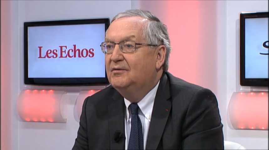 """Illustration pour la vidéo Patrick Artus (Natixis) : """"On est en déflation en zone euro"""""""