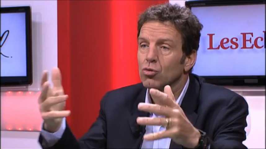 """Illustration pour la vidéo G. Roux de Bézieux : """"Un risque de vote FN pour les patrons de petites entreprises"""""""