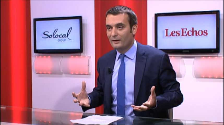 """Illustration pour la vidéo Florian Philippot (FN) : """"Pour Leonarda, la loi doit s'appliquer"""""""
