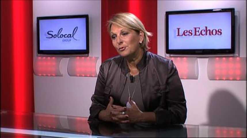 """Illustration pour la vidéo Françoise Gri, """"Pierre et Vacances doit réapprendre à fidéliser le client"""""""