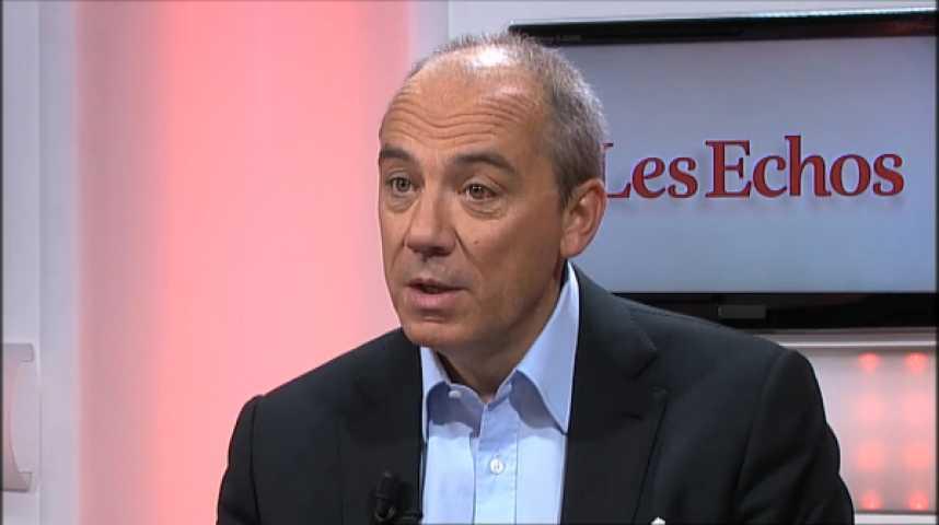"""Illustration pour la vidéo Stéphane Richard : """"Quatre opérateurs en France, ça ne se justifie pas"""""""