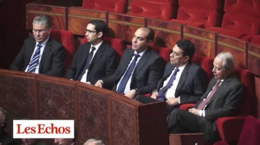 Illustration pour la vidéo Et pendant ce temps, François Hollande….