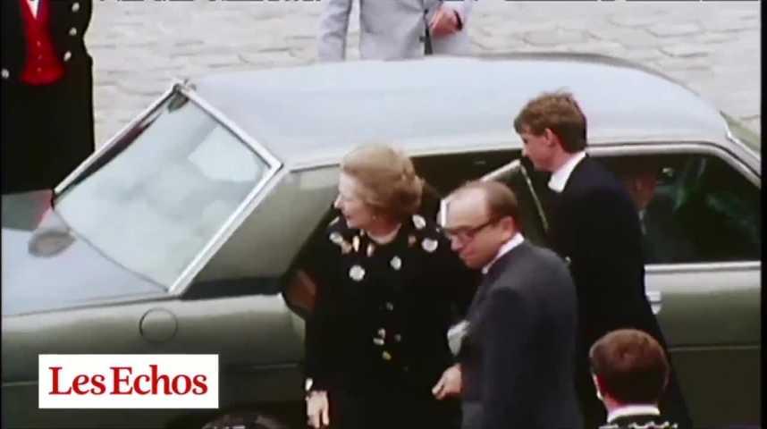 """Illustration pour la vidéo Thatcher : """"Entre Caligula et Marilyn"""""""
