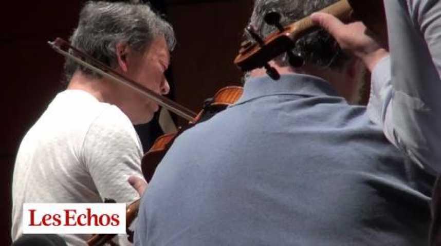 Illustration pour la vidéo Dans les coulisses de la 9e symphonie de Mahler