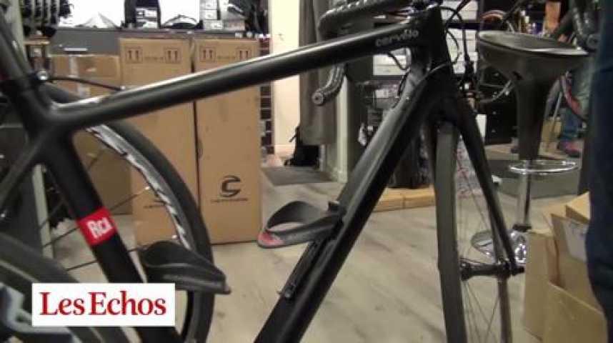"""Illustration pour la vidéo """"Voici mon vélo à 15.000 euros…"""""""