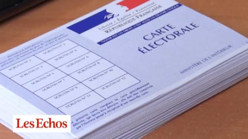 Illustration pour la vidéo Dans les coulisses des municipales : itinéraire d'une carte électorale