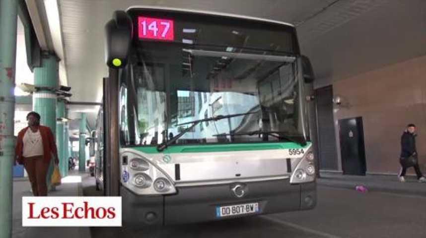 Illustration pour la vidéo La RATP et le STIF misent sur le bus hybride avant le tout électrique