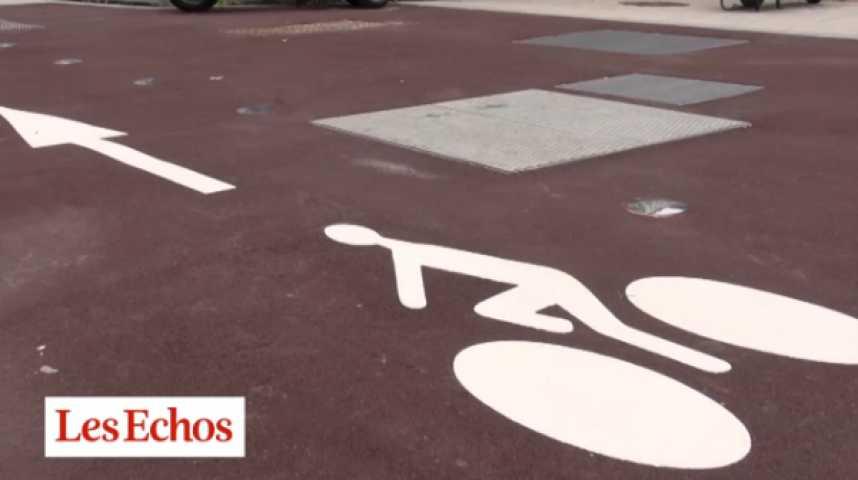 Illustration pour la vidéo Entre piétons et verdure, Issy-les-Moulineaux inaugure son éco-quartier