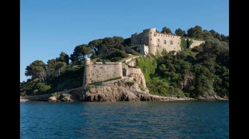 Illustration pour la vidéo Visite guidée du fort de Brégançon